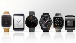 modelli di Smartwatch