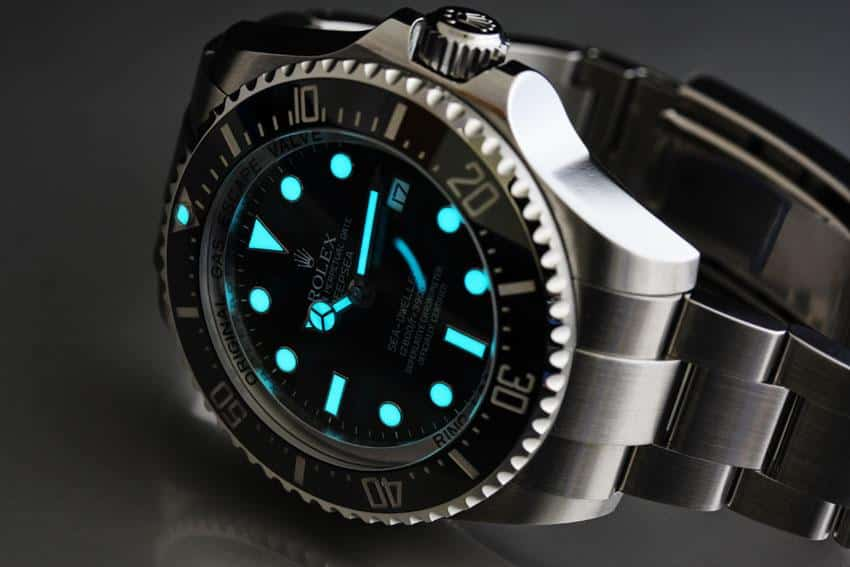 orologio deepsea rolex